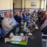 Aldea del Rey: José Antonio Ruedas recibe el cariño de compañeros y munícipes al alcanzar su jubilación
