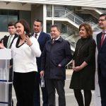 """La alcaldesa espera que Puertollano aporte """"mano de obra, empresas y nuevas tecnologías"""" a la nueva etapa del aeropuerto"""