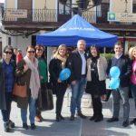 Cañizares informa a los ciudadanos del proyecto del Partido Popular