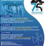 Hermandad de las Palmas de Ciudad Real celebra su 75 aniversario con un ciclo de conferencias