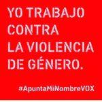 Zamora se suma a la campaña en redes sociales contra Vox por los trabajadores de las unidades de violencia de género de Andalucía
