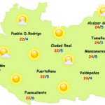 Sol y altas temperaturas…hasta el domingo