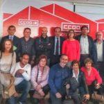 Patronales y sindicatos firman el convenio colectivo de Limpieza de Edificios y Locales de Ciudad Real, que afecta a 5.000 personas, casi todas mujeres