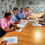 La patronal FECIR y los sindicatos CCOO y UGT recuperanel convenio colectivo de la Madera y el Corcho de Ciudad Real, en vía muerta desde 2013
