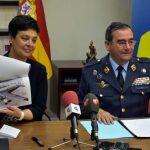 Ciudad Real: Un avión T-6 y la cabina de un RF-4C Phantom II  se podrán visitar en los Jardines del Prado