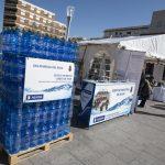 Ciudad Real: Zamora asegura que, aunque no llueva, el consumo de agua para este año está garantizado