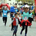 Una multitudinaria Carrera de la Mujer impregna de igualdad y solidaridad las calles del centro de Ciudad Real