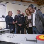 La historia de aviación militar española, en el López Villaseñor