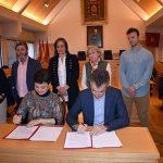 AQUONA financia con 3.500 euros 7 becas solidarias para clubes deportivos de Ciudad Real