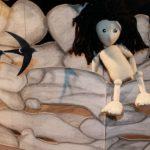 'Libro de aventuras (vencer al monstruo), de La Tirita, en el infantil de Teatro de la Sensación
