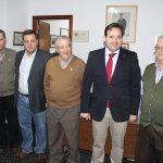 Paco Núñez afirma que el programa del PP-CLM se está redactando de la mano de los colectivos sociales y personas mayores