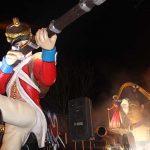 «El Burleta» de Campo de Criptana y «Déjame que te cuente» de Villafranca de los Caballeros, ganadores del desfile de carrozas y comparsas de Bolaños