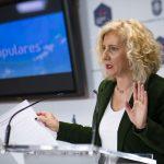 """Roncero califica de """"mentiras y tomadura de pelo"""" la defensa que Pilar Zamora hizo de su gestión de los fondos EDUSI"""
