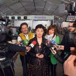 Abierta la XVIII Feria del Stock en la Plaza Mayor hasta el domingo con descuentos de hasta el 90%