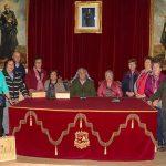 El alcalde de Almodóvar agradece la participación de las personas mayores que dan vida al entierro de la sardina