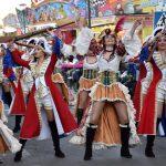 «El Burleta» de Campo de Criptana repite triunfo en el desfile de Migueturra