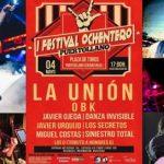 Puertollano: Arranca la venta de entradas del I Festival Ochentero con La Unión, OBK, Javier Ojeda, Miguel Costas, Javier Urquijo y Los G