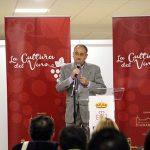 Poesía y vino se combinaron en Daimiel en una nueva cata de 'La Cultura del Vino'