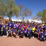 Puertollano: Un centenar de participantes en la II Carrera Cicloturista de la Mujer