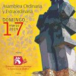67 grupos de la región participarán en Puertollano en la Asamblea de la Federación de Asociaciones de Folklore