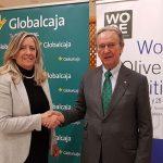 Renovado el convenio de Globalcaja con WOOE