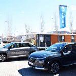 Hyundai presenta en Puertollano el primer coche de hidrógeno matriculado en España