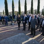 Ciudad Real: PP y Vox homenajean a las víctimas del 11M en el Parque Puerta de Atocha
