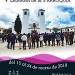 La parroquia San José de Puertollano celebra desde este viernes su V Semana de la Parroquia