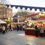 Los artesanos del Mercado Cervantino abren al público sus puestos