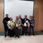 Puertollano: Miguela Aranzabe, un ejemplo de compromiso y participación