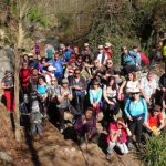 Crónica de la ruta senderista de Ecologistas en Acción-Valle de Alcudia en Cazorla