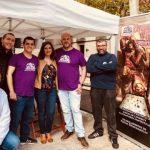 Puertollano: Talleres de wargames en la plaza del Ayuntamiento con Minero Blanco
