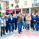 """Francisco Fernández-Bravo: """"Desde Cs apoyaremos las tradiciones, apoyaremos el mundo rural, queremos dar oportunidades a las zonas más despobladas de Ciudad Real"""""""