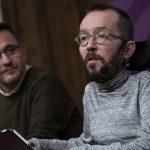Pablo Echenique estará en un acto de Unidas Podemos en Ciudad Real el próximo miércoles