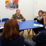 Cañizares se reúne con la Plataforma de Vecinos en defensa de la zona del Torreón
