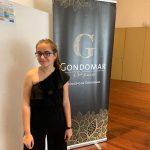 Ciudad Real: Celia Ávila Camacho, alumna del conservatorio Marcos Redondo, logra el segundo premio en Concurso Internacional de Música de Gondomar