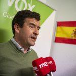 """""""Orgullo"""" en Vox por la """"valentía"""" de la gente para conseguir un diputado por Ciudad Real"""