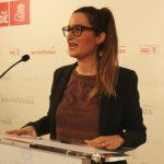 """Cristina López: """"Con Pilar Zamora, Ciudad Real es más transparente"""""""
