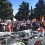 Ciudad Real: Homenaje a las víctimas del franquismo