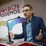 Jorge Uxó participará esta tarde en la concentración convocada por la Coordinadora en defensa de las pensiones