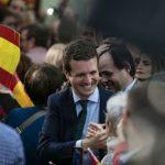 Casado acusa a Sánchez de estar «patrocinando la sedición» al no rechazar indultos a los líderes independentistas