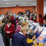 Altísima participación en el I Encuentro de Encajeras que organizaba Almodóvar del Campo