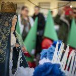 Ciudad Real: Procesión (Marianistas) hacia las vacaciones de Semana Santa