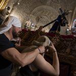 Domingo de Pasión: Se suspende la procesión del Nazareno ante el riesgo de lluvia