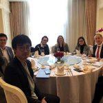 Responsables de WBWE Asia se reúnen con las principales autoridades de la provincia de Shandong