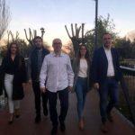 Ciudadanos Argamasilla de Calatrava elige a Richard Andrés Domínguez como candidato a la Alcaldía