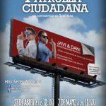 'Patrulla Ciudadana', el último trabajo de 3 Cortos muy cortos, se estrena esta tarde en el Espacio Joven