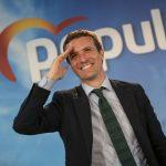 Casado se presenta como candidato de las «clases medias» y como garantía para mantener «siempre» las pensiones