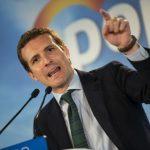 Casado anula su agenda en Ciudad Real para reunirse con Pedro Sánchez
