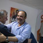 """Satisfacción en Ciudadanos tras lograr """"romper"""" el bipartidismo en la provincia"""
